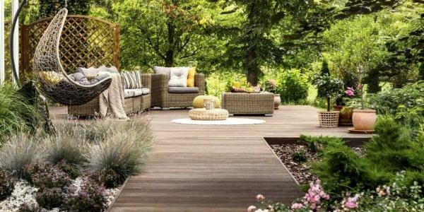 15 pomysłów na aranżację ogrodu, część 1