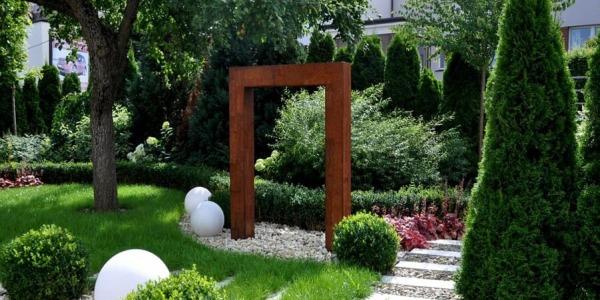 Możliwości na ogród w zacienionym miejscu